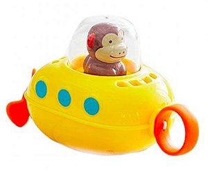 Brinquedo Infantil para Banho Submarino do Macaco