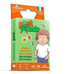 POST PICADA - Adesivo para Alívio das Picadas de Insetos - Babydeas