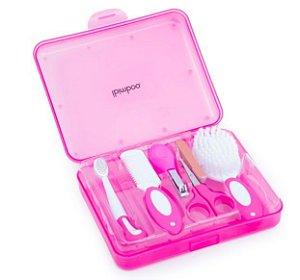 Kit Higiene Rosa- Ibimboo