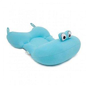Almofada de Banho Azul