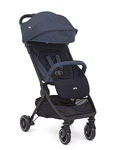 Carrinho de Bebê Joie Pact - Azul Navy Blazer