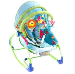 Cadeirinha de Descanso Bouncer Sunshine Baby Pet´s World Animaizinhos - Safety 1st