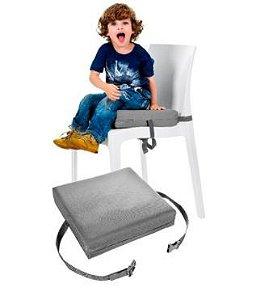 Almofada  para Elevação Infantil  Cinza