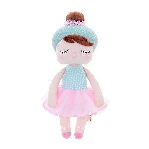 Boneca Mini Doll Angela Lai Ballet Verde 20 cm - Metoo