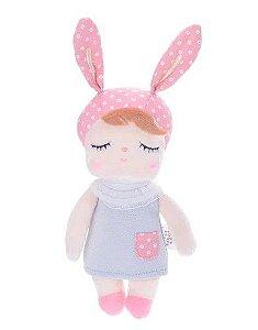Mini Metoo Doll Angela Clássica Cinza