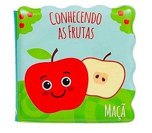 Livrinho de  Banho Frutinhas - Buba