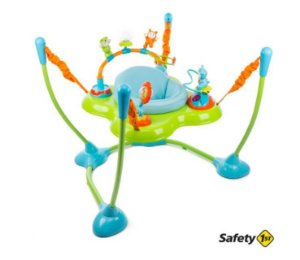 Jumper Play Time com Função Pula Pula - Safety 1
