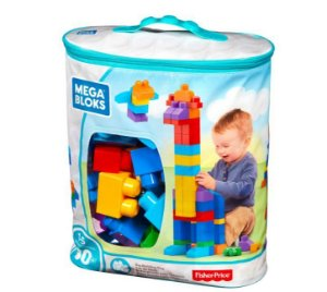 Mega Blocks 80 peças