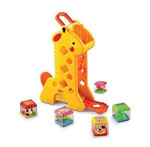Fisher-Price Girafa Com Blocos