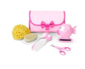 Conjunto de Higiene Para Menina - Chicco
