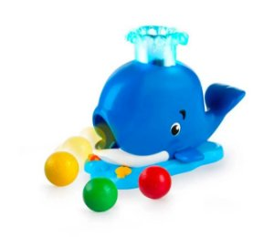 Silly Spout Whale Popper - Bright Starts