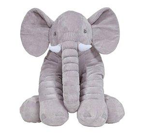 Almofada Gigante Elefante Cinza - Buba
