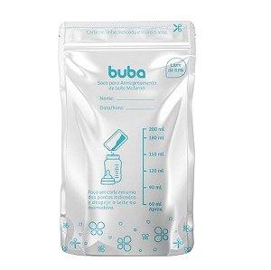 Sacos para Armazenar Leite Materno com 25 Unidades - Buba