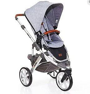 Carrinho de Bebê Salsa 3  Graphite Grey - ABC DESIGN