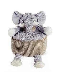 Puff Elefante de Pelucia