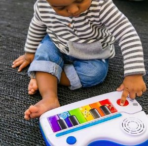Piano Guitarra Prodígio Flip & Riff Keytar - Baby Einstein