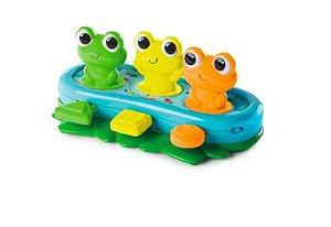 Brinquedo Bop & Giggle Frogs - Bright Starts