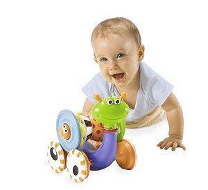 Crawl 'N' Go Snail - Yookiddo