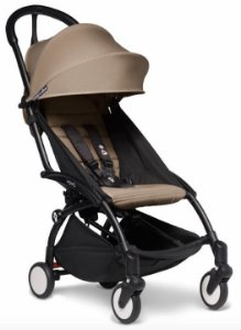 Babyzen - 2020 Yoyo2 6+ Stroller Black - Taupe