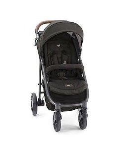 Carrinho de Bebê Litetrax 4 Flex Preto Noir - Joie