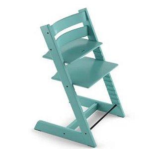 Cadeira Tripp e Trapp Azul Água Stokke
