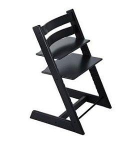 Cadeira Tripp e Trapp Preto Stokke