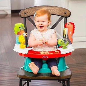 Assento Infantil Multifuincional 3 em 1 com Som - Infantino