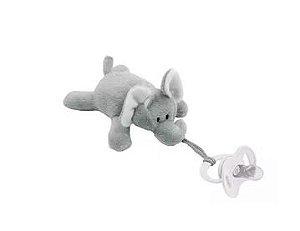 Prendedor de Chupeta Elefantinho - Buba
