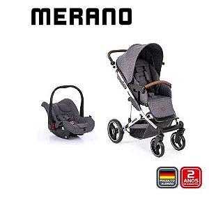 Carrinho de Bebê Travel System Merano Duo Diamante- ABC Design