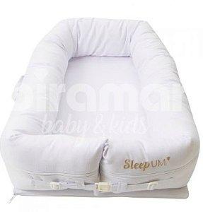 Ninho para Bebê Sleep UM Piquet Branco