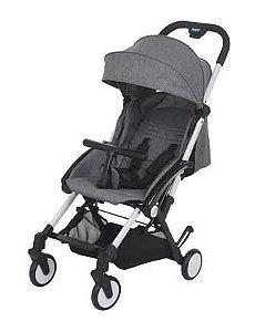 Carrinho de Bebê Burigotto Up cinza