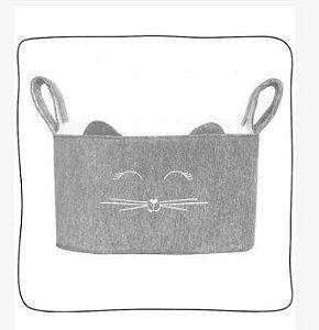 Organizador de Carrinho Slim Plush Cat Lover