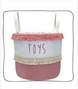 Saco Organizador de Brinquedos
