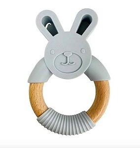 Mordedor Bunny Bunz - Cinza