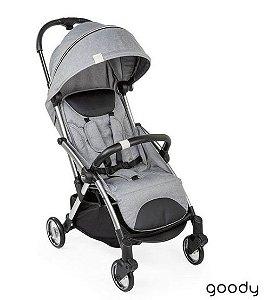 Carrinho de Bebê Goody Cool Grey Chicco