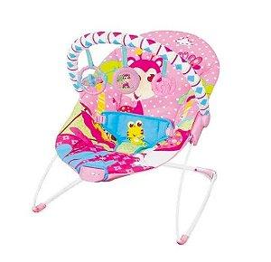Cadeira Carnaval Rosa Girafa