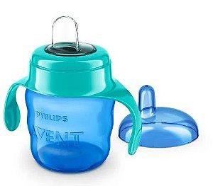 Copo Classic Spout Cup com Bico de Silicone 200 ml