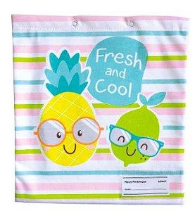 Saco de Roupa Suja Frutas - Infanti