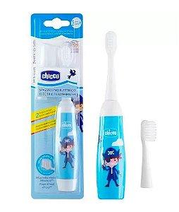 Escova de Dente Eletrica Azul- Chicco