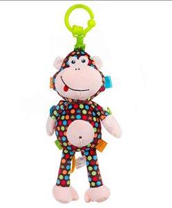 Monkey Pull String Musical Bell–Monkey Martha