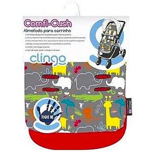 Colchão para Carrinho Comfi Cush Jungle - Clingo