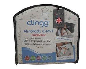 Almofada e Apoio 3 em 1 - Clingo
