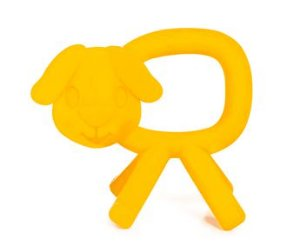 Mordedor de Cachorro Amarelo - Bright Starts