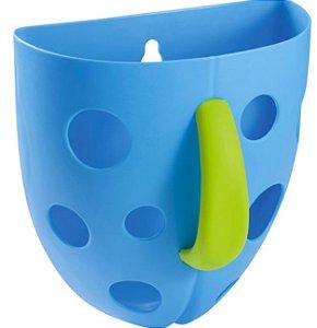 Organizador de Banho Super Scoop Azul