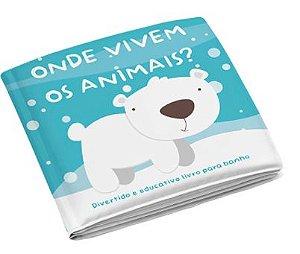 Livro Educativo de Banho - Multikids