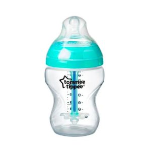 Mamadeira Advanced Anti Colic 260 ml Verde Azulado