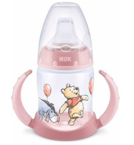 Copo de Treinamento  Nuk First Choice Disney Classic 150 ml Pooh Rosa