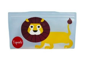 Snack Bag kit com 2 unidades Leão