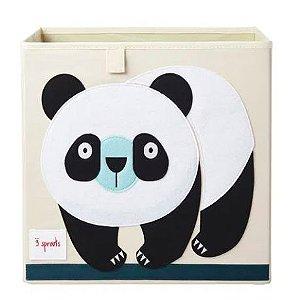 Organizador Quadrado Panda