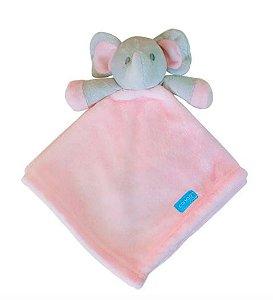 Naninha Elefante Rosa